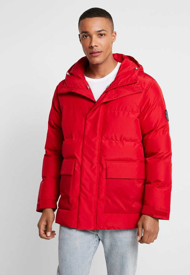 BERG JACKET - Vinterjacka - red