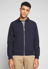 Makia - MARK JACKET - Let jakke / Sommerjakker - dark blue - 0