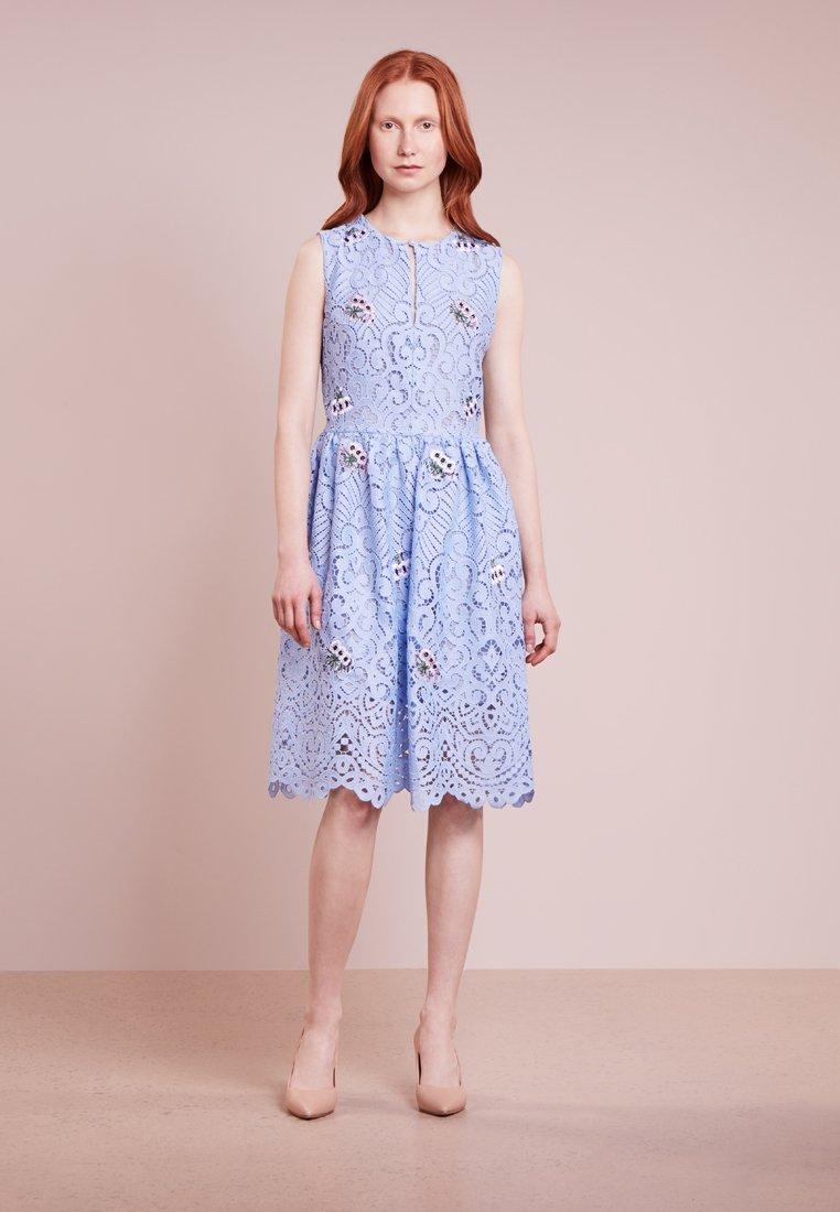 Markus Lupfer - TAYLOR DRESS SHORT - Cocktailkleid/festliches Kleid - powder blue