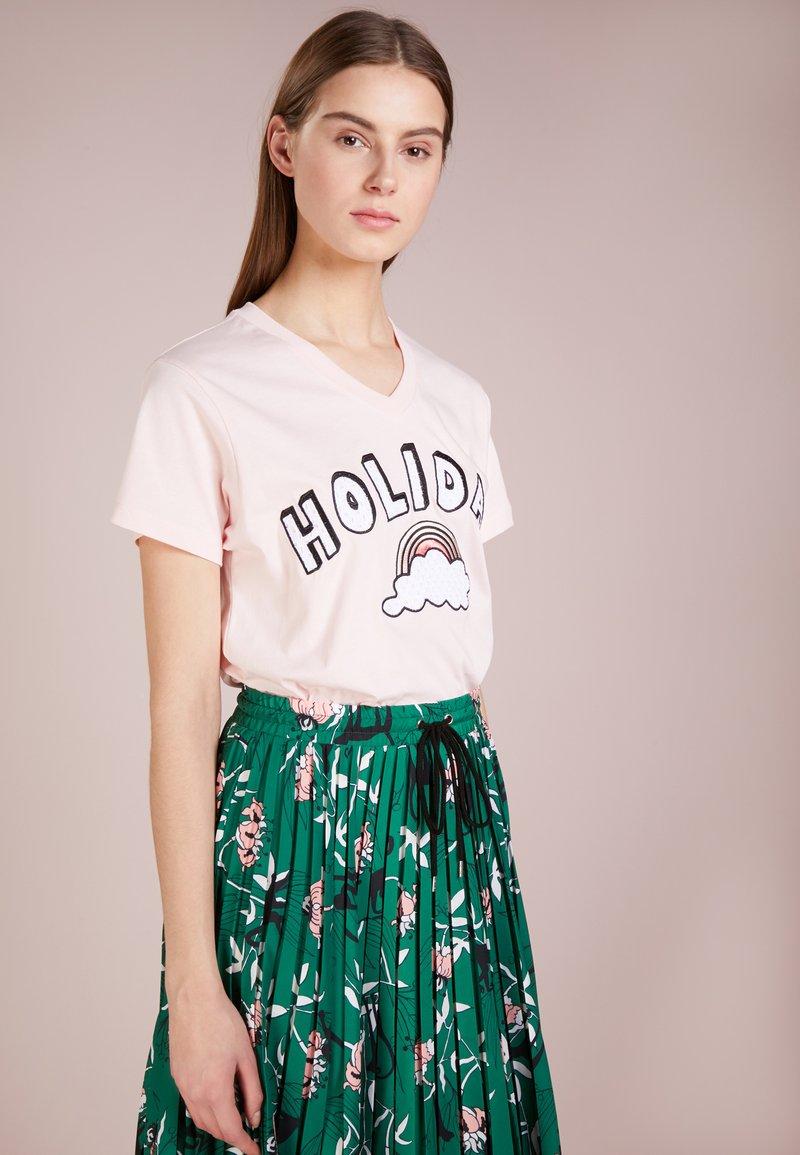 Markus Lupfer - T-Shirt print - pink