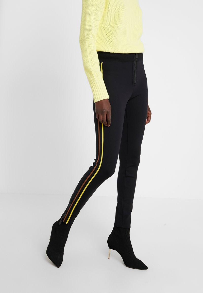 M Missoni - Leggings - black