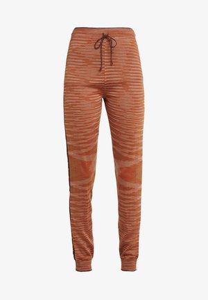 Jogginghose - orange
