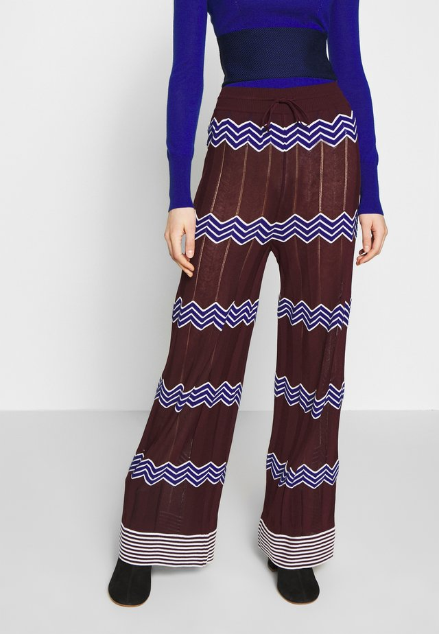 TROUSERS - Trousers - multi