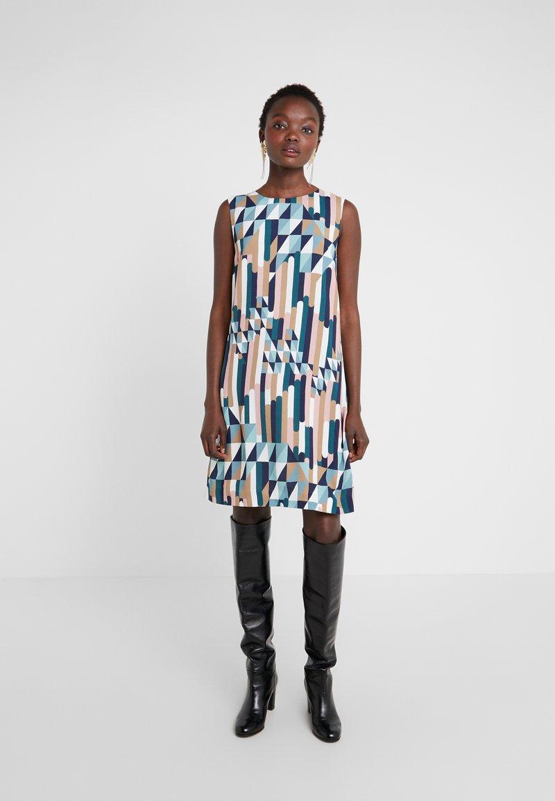 M Missoni - ABITO SENZA MANICHE - Day dress - multicolor