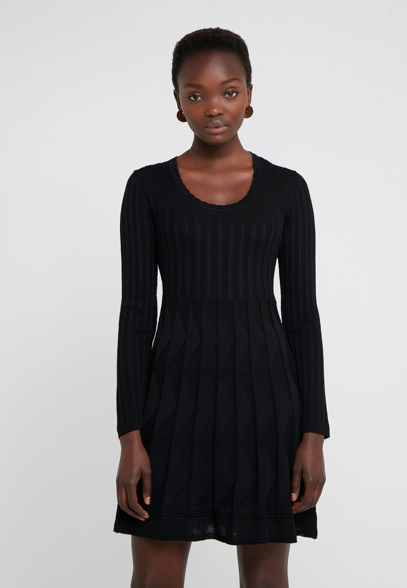 M Missoni - ABITO - Jumper dress - black