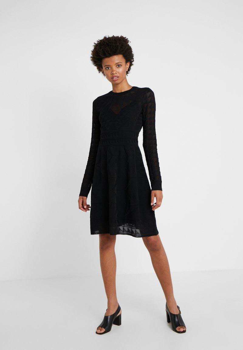 M Missoni - ABITO - Jumper dress - black