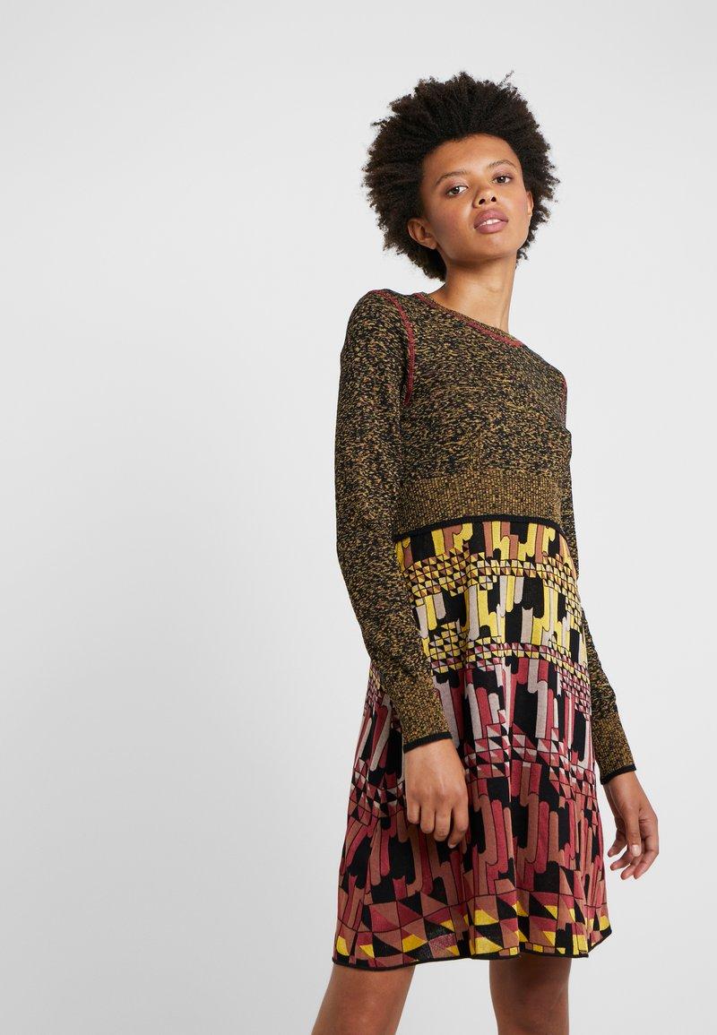 M Missoni - ABITO - Pletené šaty - multi-coloured