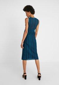 M Missoni - ABITO SENZA MANICHE - Pletené šaty - multi-coloured - 2