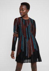 M Missoni - ABITO - Pletené šaty - multi-coloured - 0
