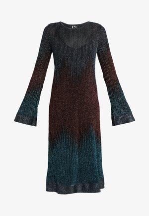 ABITO - Jumper dress - multi-coloured