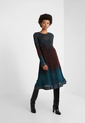 ABITO - Pletené šaty - multi-coloured