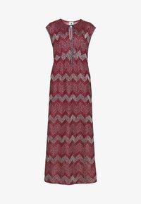 M Missoni - LONG DRESS - Denní šaty - red - 3