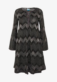 M Missoni - DRESS - Vestito elegante - black - 3