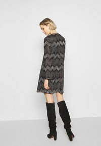 M Missoni - DRESS - Vestito elegante - black - 2
