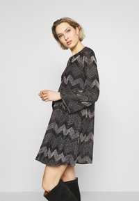 M Missoni - DRESS - Vestito elegante - black - 0