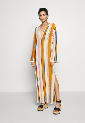 LONG DRESS - Maxi dress - white