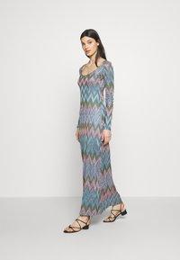 M Missoni - LONG DRESS - Maxi šaty - multi - 2