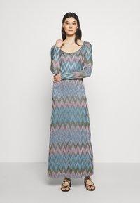 M Missoni - LONG DRESS - Maxi šaty - multi - 0