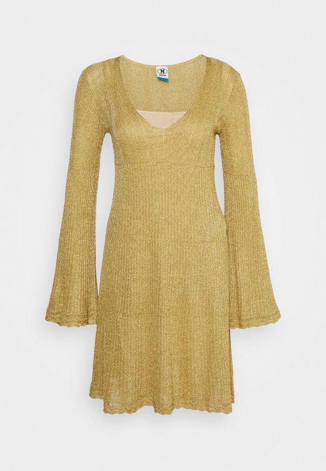 ABITO - Cocktailkleid/festliches Kleid - gold
