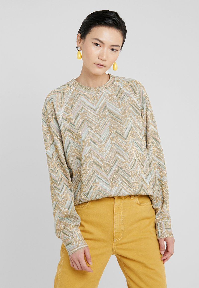 M Missoni - Long sleeved top - multi
