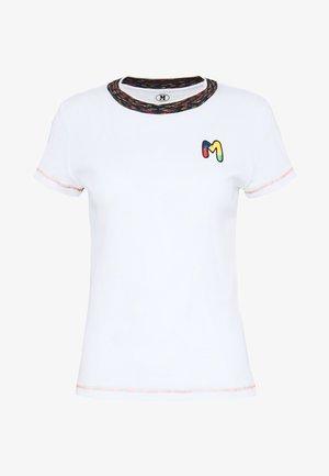 SHORT SLEEVE - T-shirts med print - white