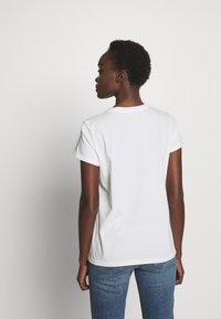 M Missoni - SHORT SLEEVE - T-Shirt print - white - 2