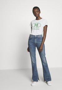 M Missoni - SHORT SLEEVE - T-Shirt print - white - 1