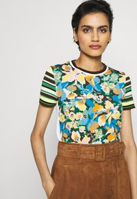 M Missoni - SHORT SLEEVE - Triko s potiskem - multi - 3
