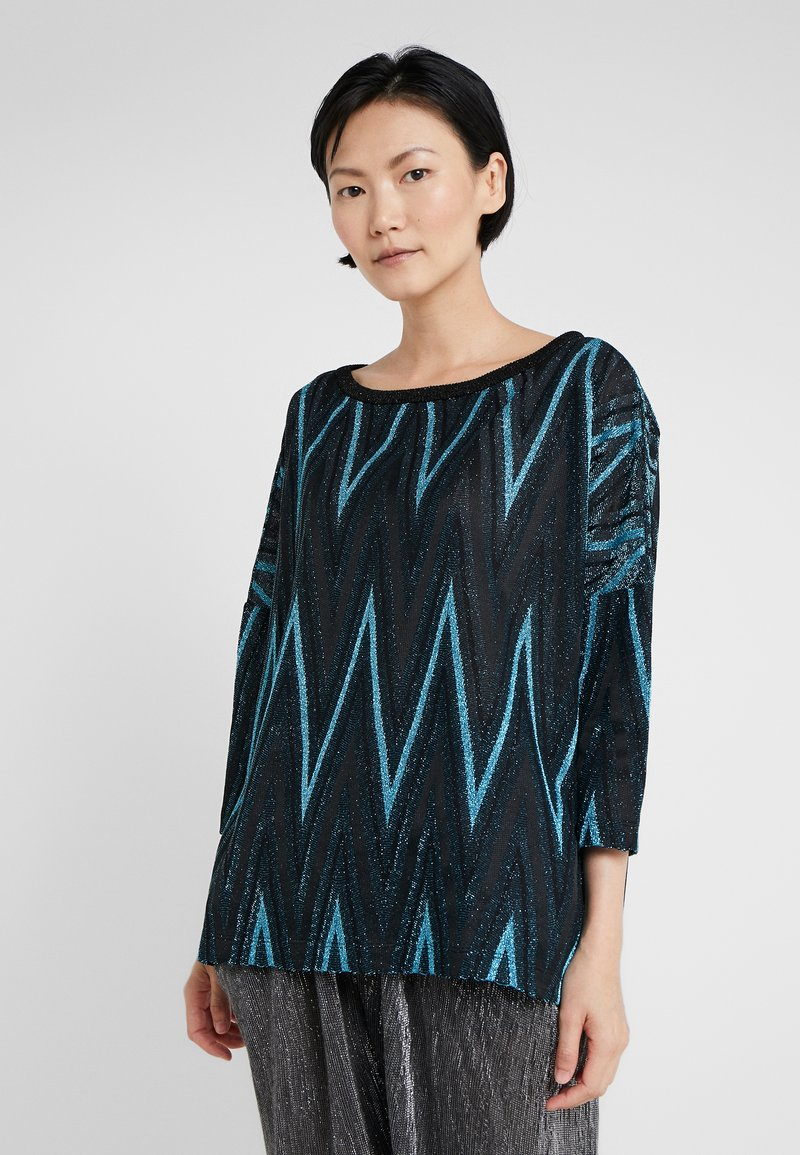 M Missoni - Jumper - blue