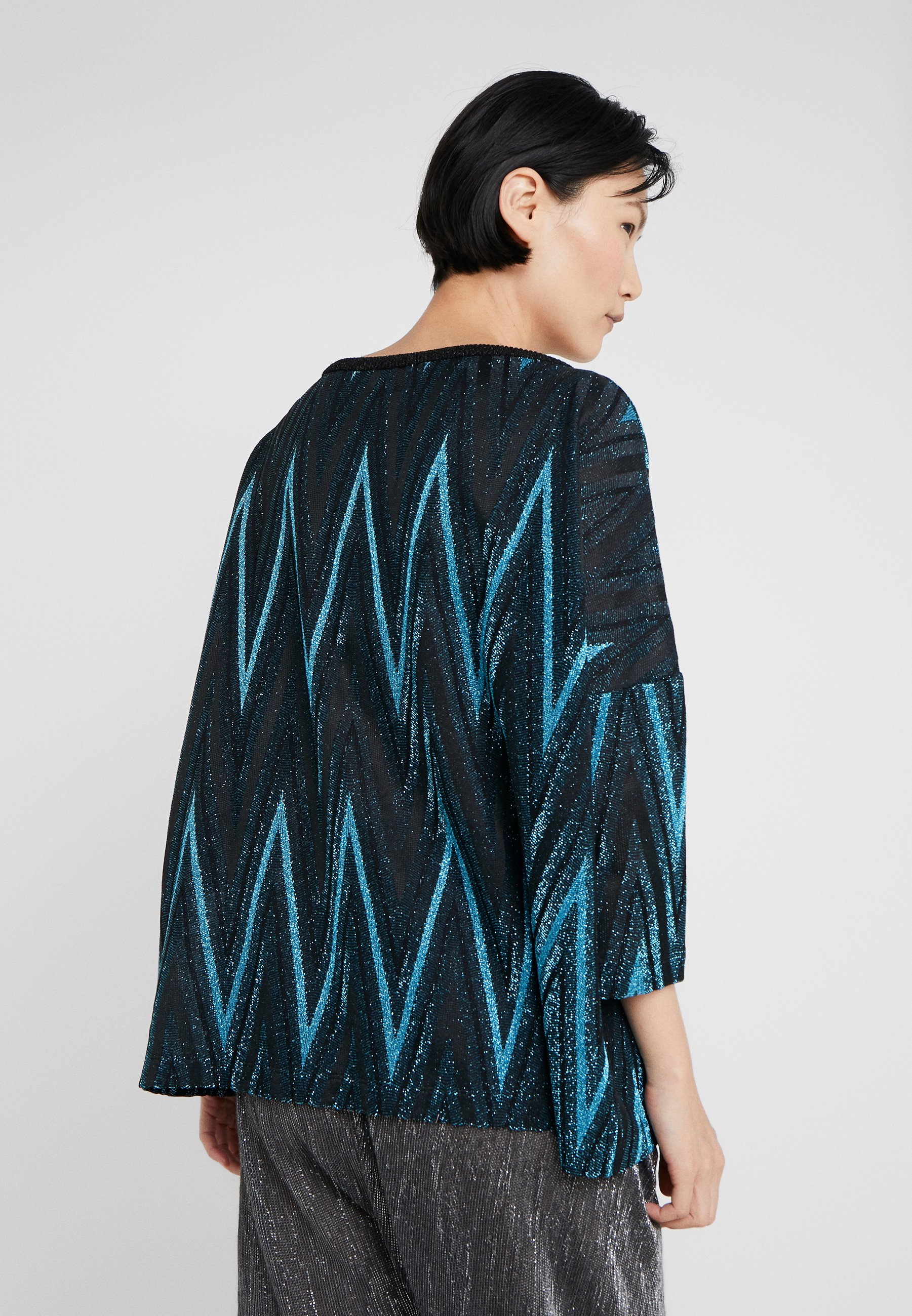 Missoni Missoni M M PulloverBlue Missoni M M PulloverBlue PulloverBlue Missoni eoWdBrCx