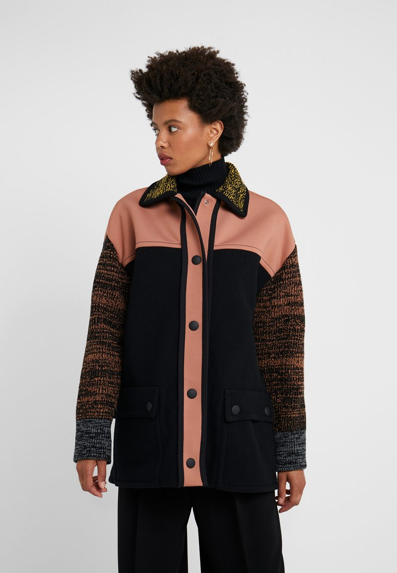 M Missoni - GIACCA - Short coat - multicolor