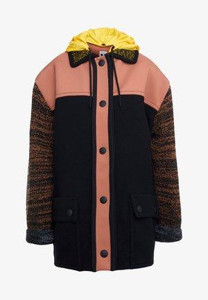 GIACCA - Krátký kabát - multicolor