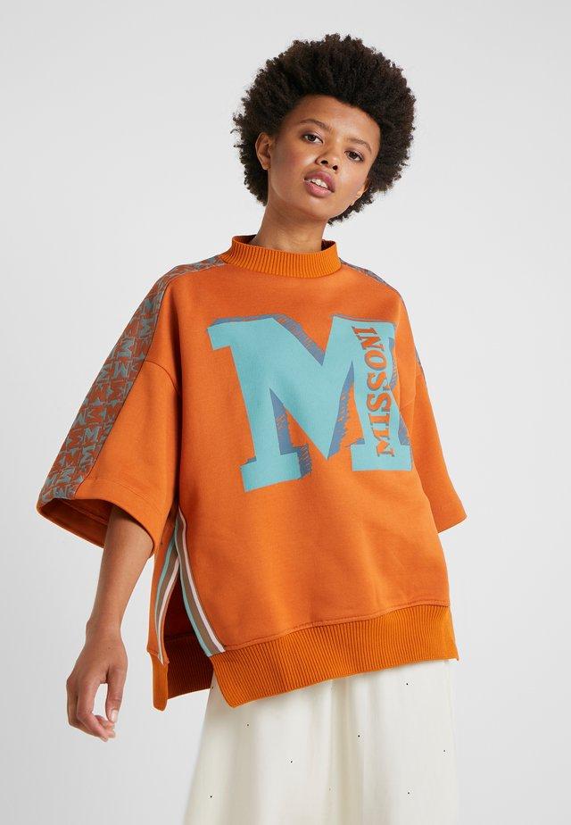FELPA - Sweatshirt - orange