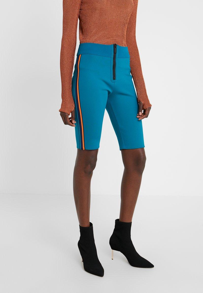M Missoni - BERMUDA - Shorts - blue