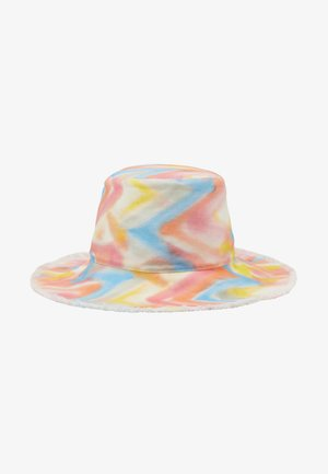CAPPELLO ZIG ZAG CAPPELLO - Hatt - multicolor