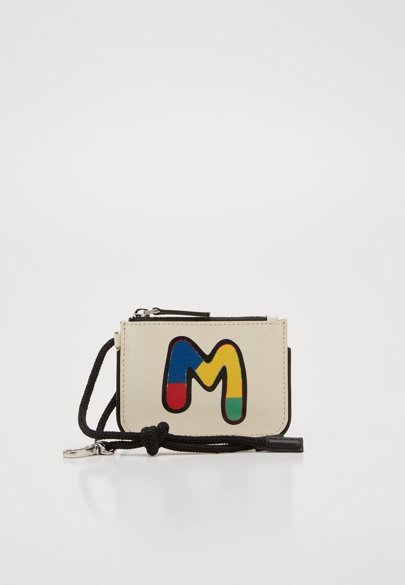 M Missoni - PORTAMONETE BUSTINA  - Geldbörse - white