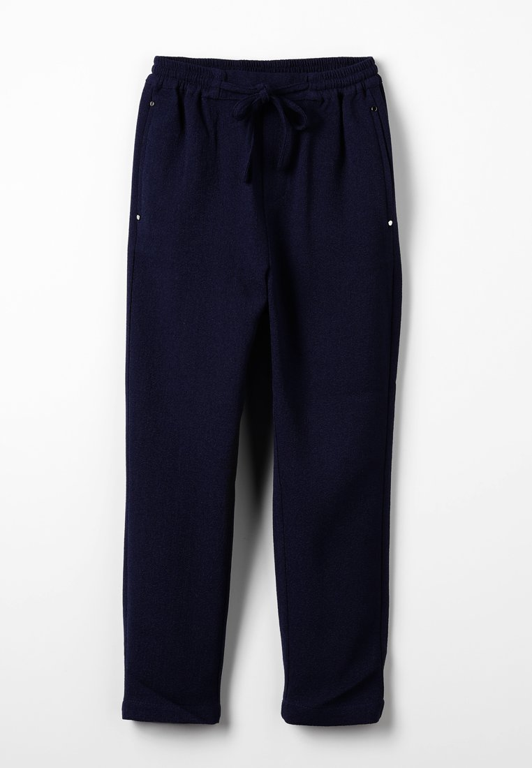 Mini Molly - GIRLS WOVEN PANTS - Pantalon classique - navy blue