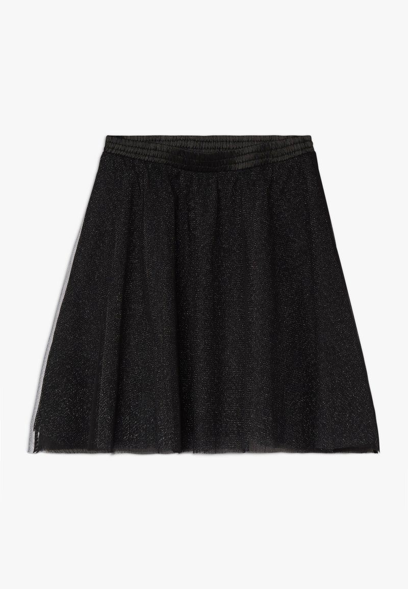 Mini Molly - GIRLS SKIRT - Mini skirt - black