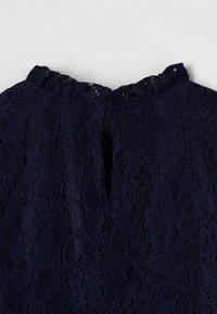 Mini Molly - GIRLS DRESS - Cocktail dress / Party dress - dark blue - 3