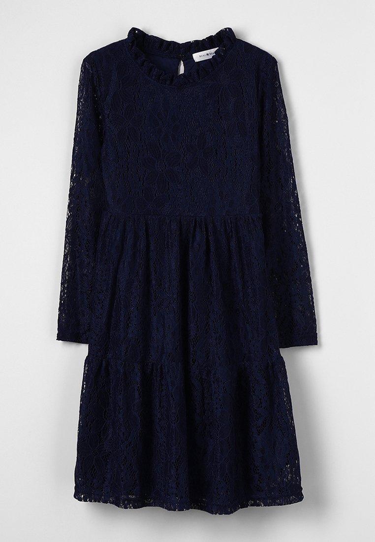 Mini Molly - GIRLS DRESS - Cocktail dress / Party dress - dark blue