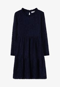 Mini Molly - GIRLS DRESS - Cocktail dress / Party dress - dark blue - 4