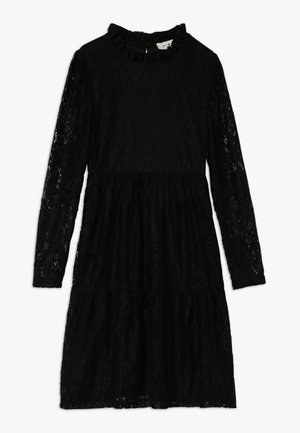 GIRLS DRESS - Cocktailjurk - black
