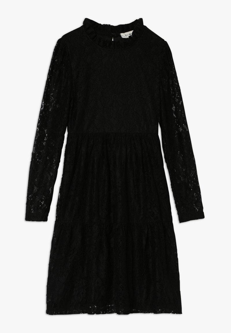 Mini Molly - GIRLS DRESS - Cocktail dress / Party dress - black