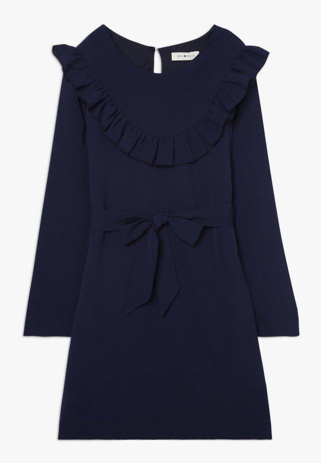 GIRLS DRESS - Cocktailkjoler / festkjoler - navy blue