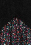 Mini Molly - GIRLS DRESS 2 IN 1 - Jerseykjoler - nordic black