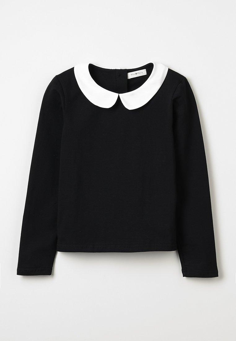 Mini Molly - GIRLS - Long sleeved top - black