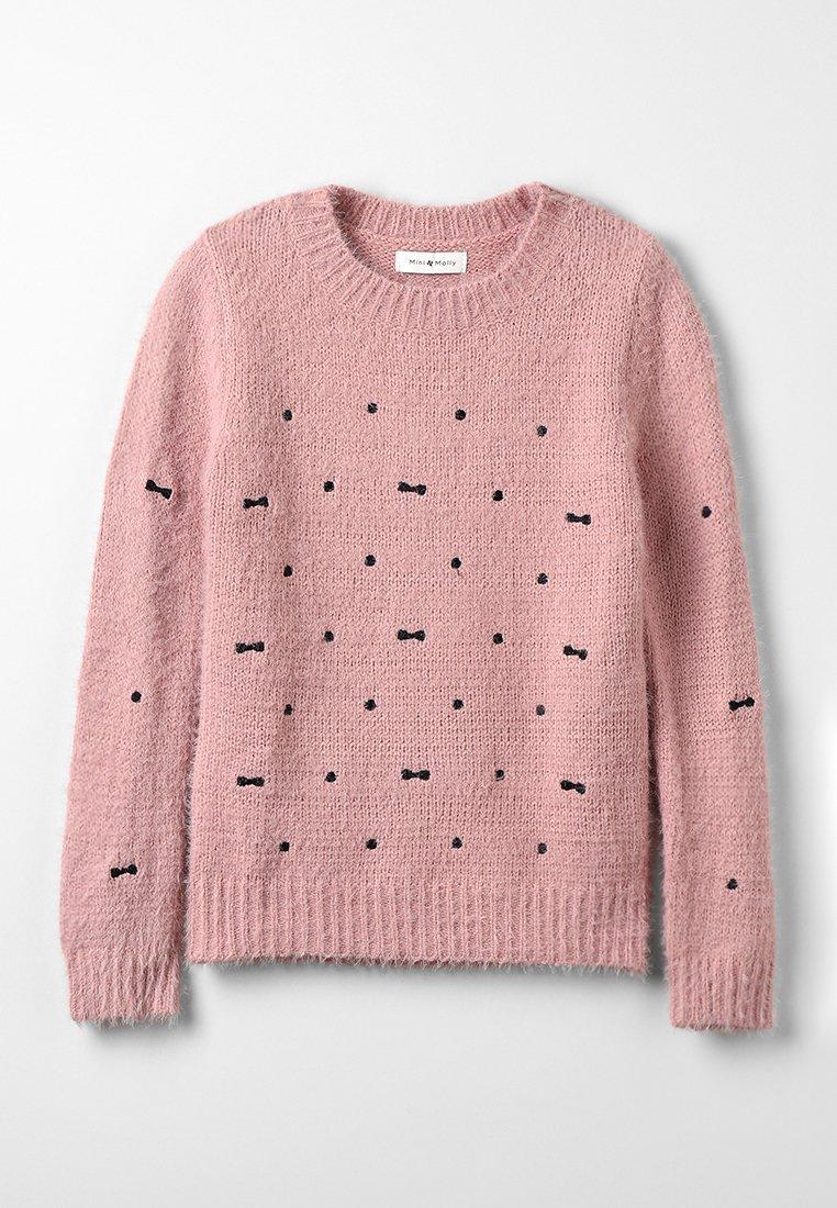 Mini Molly - GIRL  - Jumper - pink