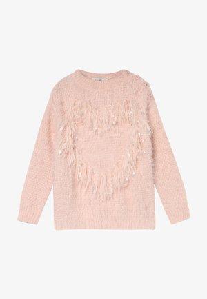 GIRLS - Svetr - light pink