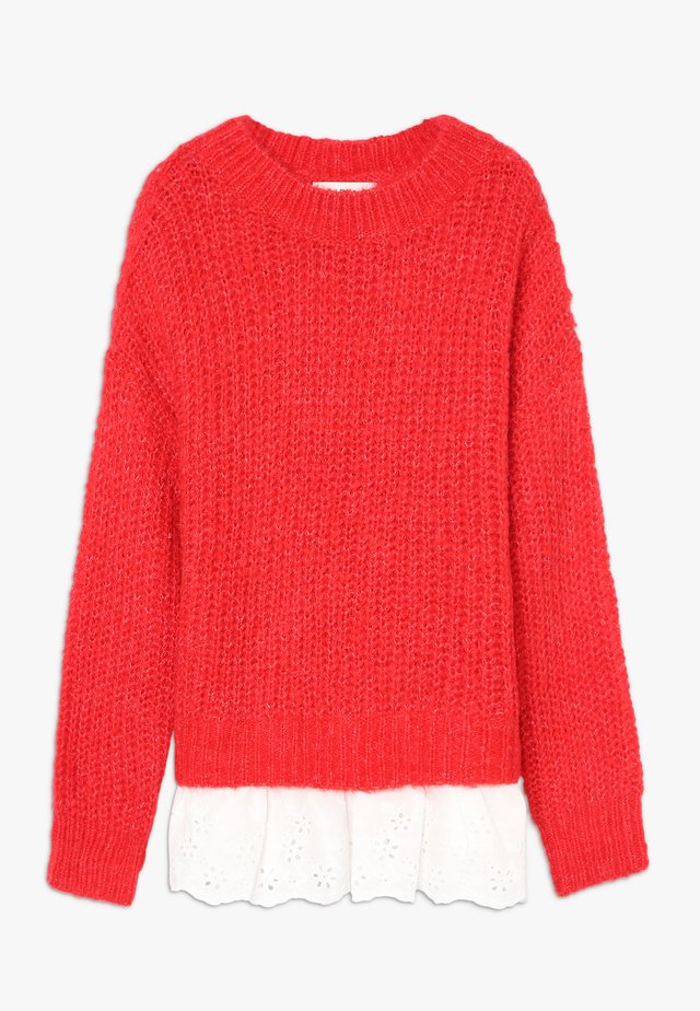 GIRLS  - Maglione - red