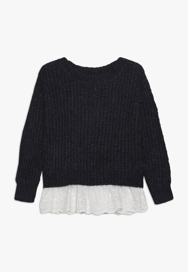 GIRLS  - Jumper - navy blue